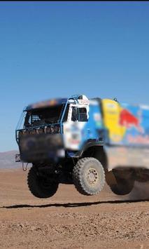 Jigsaw Puzzle Dakar Kamaz Truck apk screenshot
