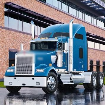 Jigsaw Puzzle Kenworth Trailers Truck apk screenshot