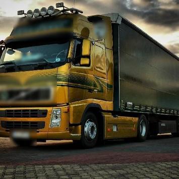 Jigsaw Puzzle Volvo FM Best Truck apk screenshot