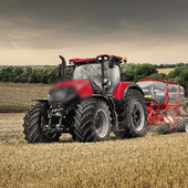 Jigsaw Puzzles Tractor CaseIH Best icon