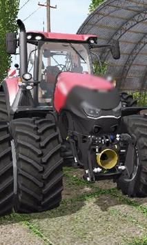 Jigsaw Puzzles Tractor CaseIH Best apk screenshot