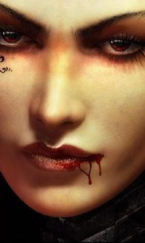 Vampire Mystical Jigsaw Puzzle poster