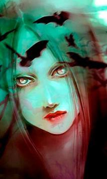 Vampire Mystical Jigsaw Puzzle screenshot 2