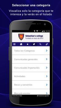 Sebastian´s College Mobile apk screenshot