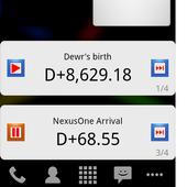 D-Day Counter 4Google Calendar icon