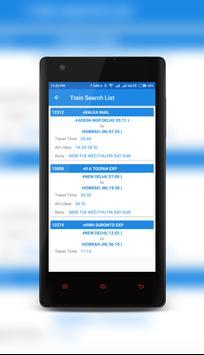 Indian Rail Enq & Ticket IRCTC apk screenshot