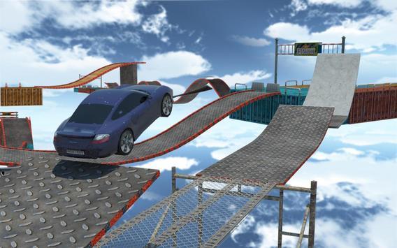 Impossible Track Racing : Car Crash Stunts Failure apk screenshot