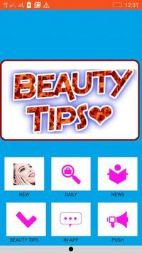 Malayalam  Beauty Tips poster