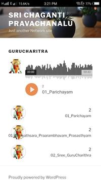 Sri Chaganti Pravachanalu screenshot 2