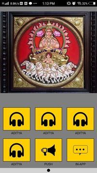 Aditya Hrudayam Audio poster
