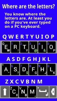 OneThumb Keyboard apk screenshot