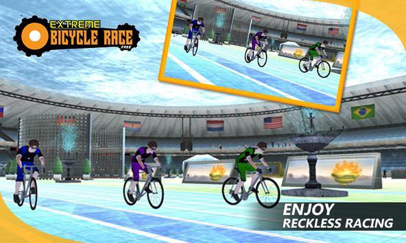 BMX Extreme Bicycle Race apk screenshot
