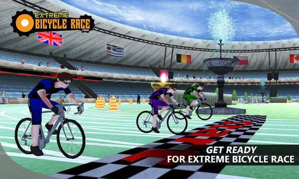 BMX Extreme Bicycle Race screenshot 1