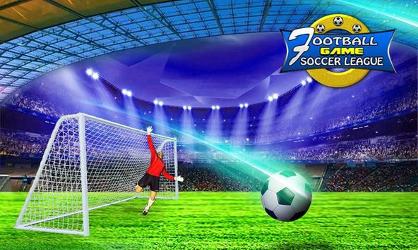 Football Soccer League-KickBall Champion Strike screenshot 16