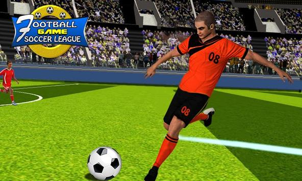 Football Soccer League-KickBall Champion Strike screenshot 12