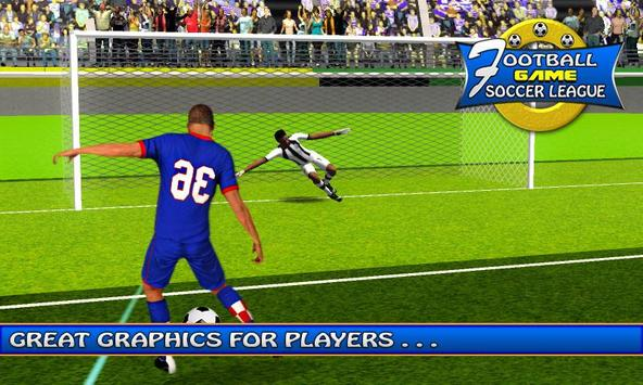 Football Soccer League-KickBall Champion Strike screenshot 13
