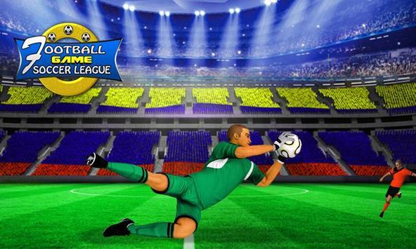 Football Soccer League-KickBall Champion Strike screenshot 1
