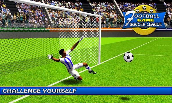 Football Soccer League-KickBall Champion Strike screenshot 3
