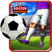 Real Soccer League 2018:Football Worldcup Game icon