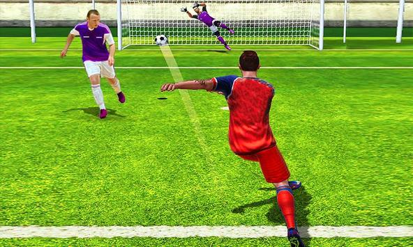 Real Soccer League 2018:Football Worldcup Game screenshot 14
