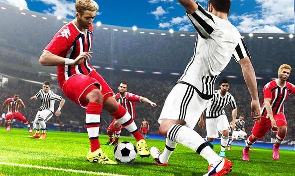 Real Soccer League 2018:Football Worldcup Game screenshot 1