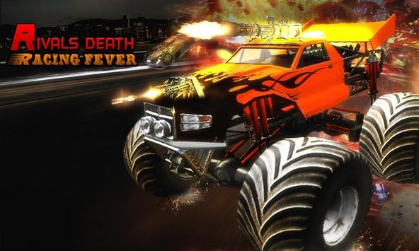 Rivals Death Racing Fever poster