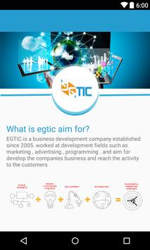 Egtic apk screenshot