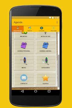 Agenda screenshot 1