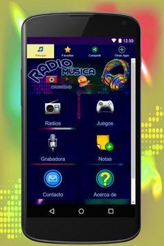 España Radio Musica poster