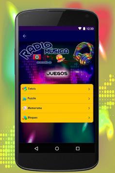 España Radio Musica screenshot 2