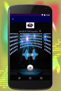 España Radio Musica screenshot 4