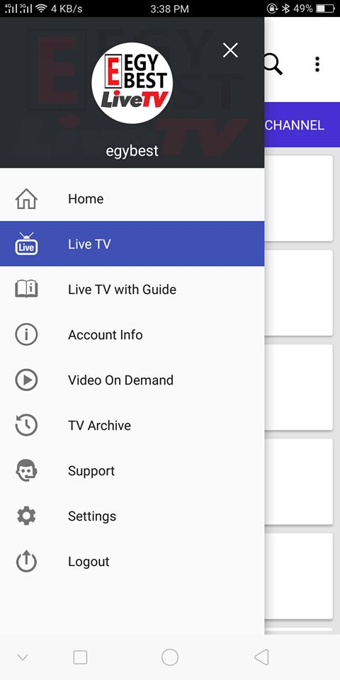 EGY BEST LIVE TV for Android - APK Download