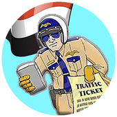 Egypt Traffic Cars and Driving Licences Tickets icon