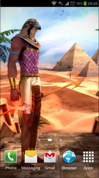 Egypt 3D Free live wallpaper poster