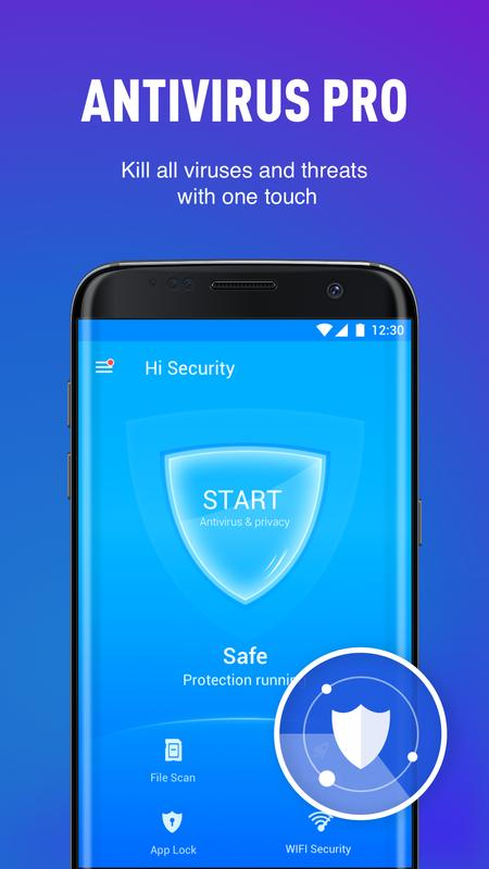 Virus Cleaner ( Hi Security ) - Antivirus, Booster APK ...