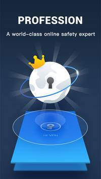Hi VPN - Free Unlimited Proxy, Hotspot VPN apk screenshot