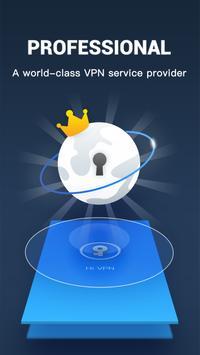 Hi VPN - Free Unlimited Proxy, Hotspot VPN apk screenshot