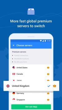 Hi VPN - VPN Proxy سريع للغاية , Hotspot VPN آمن apk تصوير الشاشة