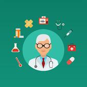 E-Health Care Tracker icon