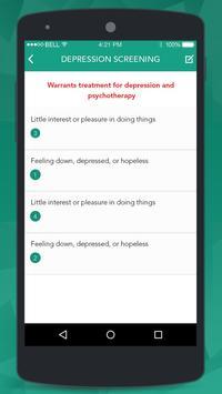 E-Health Care Tracker apk screenshot