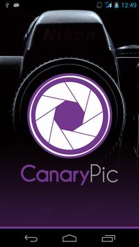 Canary Pic poster