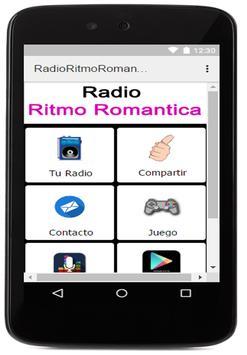 Ritmo Romantica poster