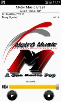 Metro Music Brazil poster