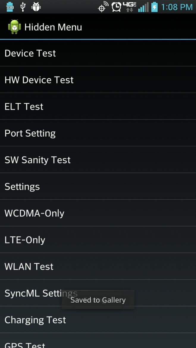 Hidden Menus for LG Phones for Android - APK Download