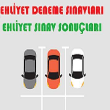 Ehliyet Deneme Sınavı ve Sonuçları poster