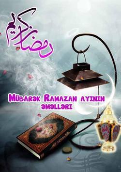 Ramazan ayinin emelleri poster