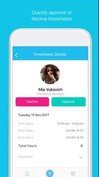 Employment Hero Mobile apk screenshot