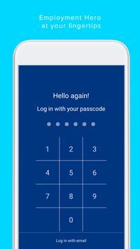 Employment Hero Mobile screenshot 1