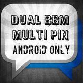 Dual BBM 2016 Newest icon