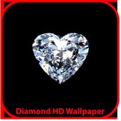 Diamond Heart Live Wallpaper icon